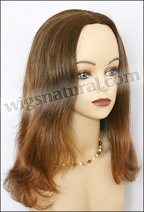 Human hair wig HH855, color T1B/30, HairSense wig, Secret Collection