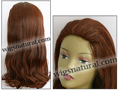 Human hair wig H ASHILY, SEPIA Wig Collection, color #33