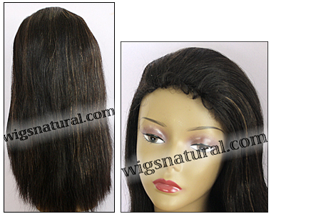 Human hair wig MTH3020, Magic Touch Wig Collection, color TP1B/27