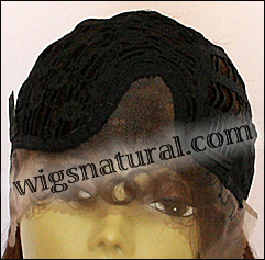 Lace Front Wig HRH-LACE WIG BRAZILIAN, Hollywood Remy Human Hair wig, color FS4/30