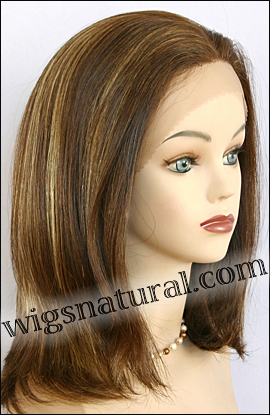 Lace Front Wig HRH LACE WIG Lauren, Hollywood Remy hair wig, color F27/4/30