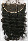 Lace Frontal, Indian Remy hair, WN-Frontal-BodyWave, custom