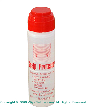 Scalp Protector - Protect your scalp while improving lace wig adhesion