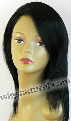 Human hair wig HH850, HairSense wig, Secret Wig Collection, color #1