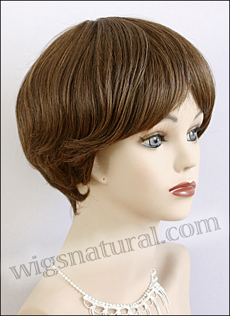 Human hair wig H VIVA, SEPIA Wig Collection, color M4/30