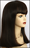 Sister REMY Human hair wig HR-REMY Classic, Sister wig collection, color #2