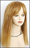 Human hair wig June, color T27/30, Magic Touch Collection