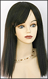 Human hair wig June, color TP1B/30, Magic Touch Collection