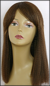 Human hair wig June, color TP4/27, Magic Touch Collection