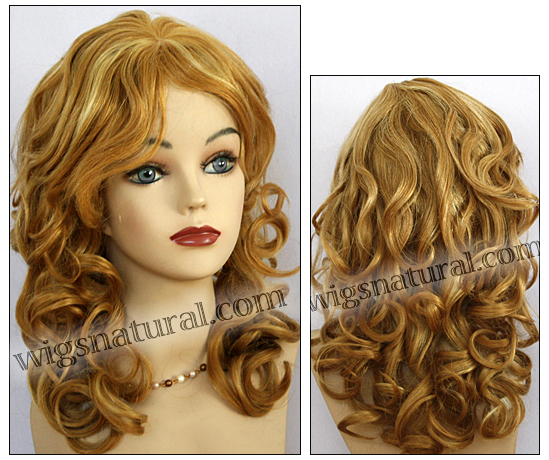 Human hair wig HH826, HairSense wig, Secret Collection, color F27/613