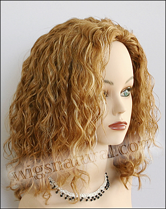 "Human hair wig MTH3009, Magic Touch Collection <font color = ""#660000"">($49.99) </font color = ""#660000"">"