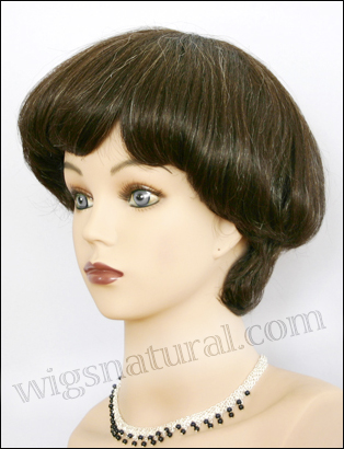 "Human hair wig MTH2003, Magic Touch Collection <font color = ""#660000"">($29.99) </font color = ""#660000"">"