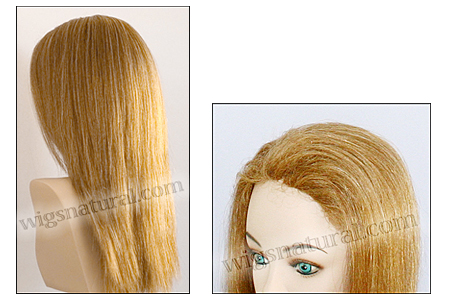 Human hair wig MTH3020, Magic Touch Wig Collection, color TP27/613