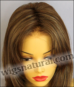 Envy lace front wig Monique, color shown light brown