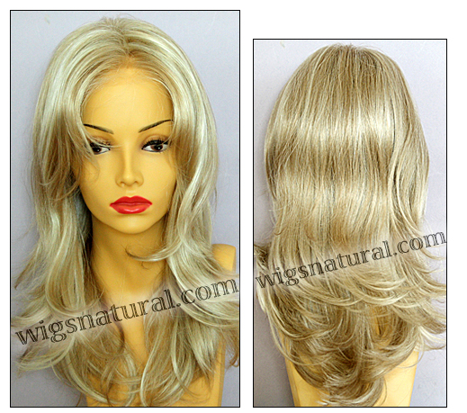 Envy lace front wig Monique, color shown light blonde