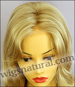 Envy lace front wig Monique, color shown medium blonde