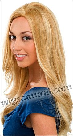 Human hair wig H JASMINE, SEPIA Wig Collection