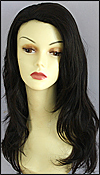 Human hair wig H LESLIE, SEPIA Wig Collection, color 1B