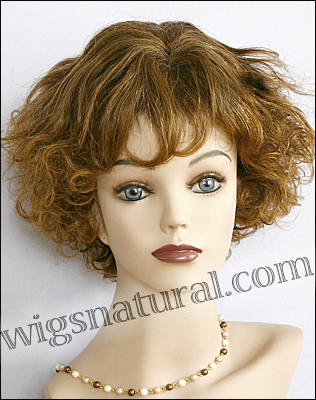 "Human hair wig H LIZ, SEPIA Wig Collection <font color = ""#660000"">($29.99) </font color = ""#660000"">"