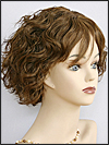 Human hair wig H LIZ, SEPIA Wig Collection, color M6-30