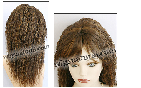 Human hair wig HH-ANDRA, color FS4/30, HairSense wig, Secret Collection