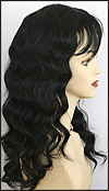 Human hair wig HH-GRACE, HairSense wig, Secret Collection, color #1