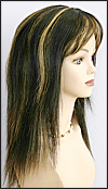 Human hair wig HH874, HairSense wig, Secret Wig Collection, color F1B/27