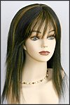 Human hair wig HH874, HairSense wig, Secret Wig Collection, color FS1B/30