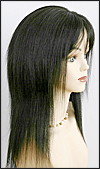 Human hair wig HH874, HairSense wig, Secret Wig Collection, color 1B