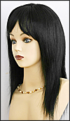 Human hair wig HH874, HairSense wig, Secret Wig Collection, color #1