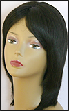 Human hair wig HH846, color 1B, HairSense wig, Secret Collection