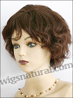 Human hair wig H LIZ, SEPIA Wig Collection, color T2-33