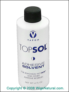 TOPSOL ® Adhesive Solvent - for Removing NO-TAPE