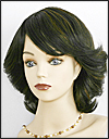 Human hair wig HH-KELLY, color FS1B/30, HairSense wig, Secret Collection
