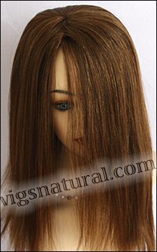 "Hollywood Remy Lace Weave System, Lace Weave 14"", Lace Closure 15"", color shown 4/30"