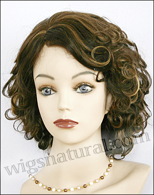 Human hair wig HH-DOLLY, HairSense wig, Secret Collection