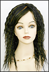 Human hair wig HH-ANDRA, color FS1B/30, HairSense wig, Secret Collection