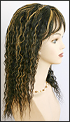 Human hair wig HH-ANDRA, color FS1B/27, HairSense wig, Secret Collection