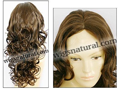 Synthetic wig MT806, color #6, Magic Touch Collection