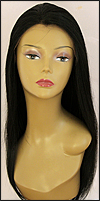 Human hair blend lace front wig HBL-CAROLINE, SEPIA Love it wig collection, color #1