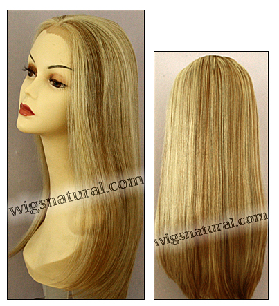Human hair blend lace front wig HBL-CHARITY, SEPIA Love it wig collection, color FS613/27