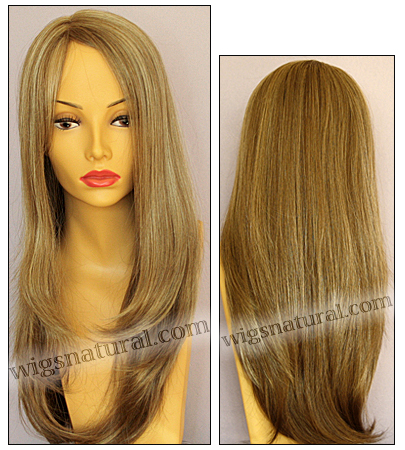 Envy mono part wig McKenzie, color shown dark blonde