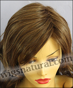 Envy lace front wig Alana, color shown light brown