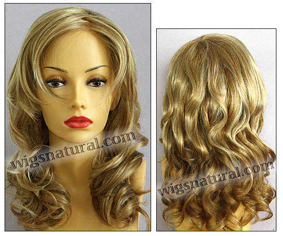 Envy lace front wig Alana, color shown vanilla butter