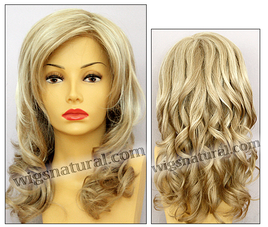 Envy lace front wig Alana, color shown light blonde