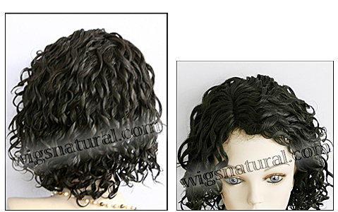 Human hair wig HH-WINFREY, color #2, HairSense wig, Secret Collection