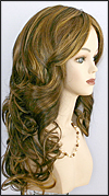 Synthetic wig British Candy, Forever Young wig collection, color RS30