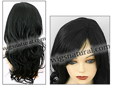 Synthetic wig British Candy, Forever Young wig collection, color #1