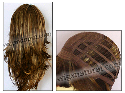 Synthetic wig Fashion Note, Forever Young wig collection, color 8/12/24HL