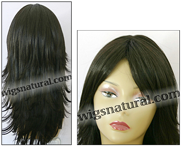 Synthetic wig Fashion Note, Forever Young wig collection, color #2
